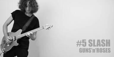 Get Lucky von den berühmtesten Gitarristen gespielt