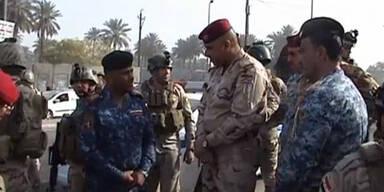 Etliche Tote bei Anschlag in Bagdad