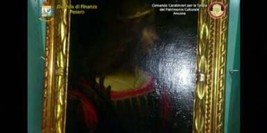 Da Vinci Gemälde gefunden