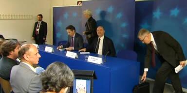 Griechen und Euro-Partner ohne Einigung