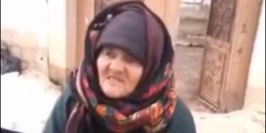 Syrische Oma attackiert ISIS