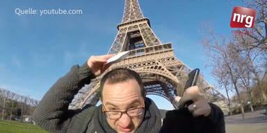 Das muss ein Jude in Paris erleben