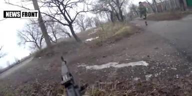 Kämpfe in Ukraine