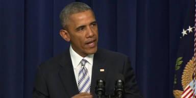 Obama fordert Hilfe der Muslime