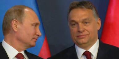 Russland und Ungarn einig bei Gaslieferung
