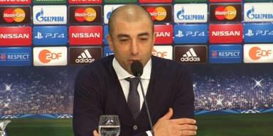 Schalke gegen Real: Pressenkonferenz