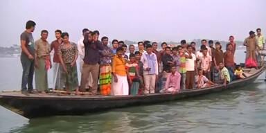 Fährunglück in Bangladesch