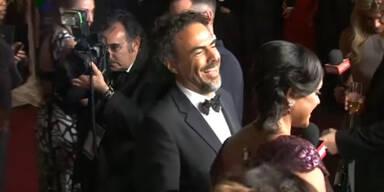 Reaktionen der Oscar-Gewinner