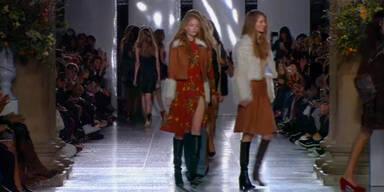 Topshop Fashion Show in London