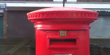 Sex mit diesem Briefkasten