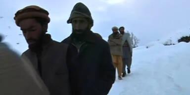 Tote! Lawinenunglück in Afghanistan