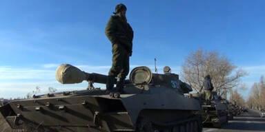 Ostukraine: anhaltende Waffenruhe