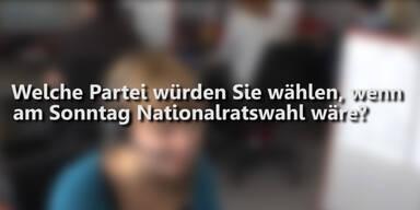 FPÖ auf Platz 1