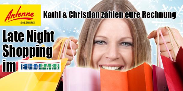 Das Europark Late Night Shopping