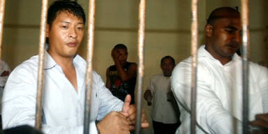 Australier: Hinrichtung in Indonesien