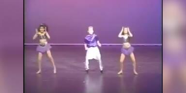 Ryan Gosling zeigt seine Dance-Moves