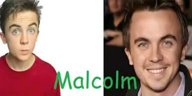 'Malcolm mittendrin'-Stars heute
