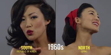 100 Jahre koreanische Schönheit