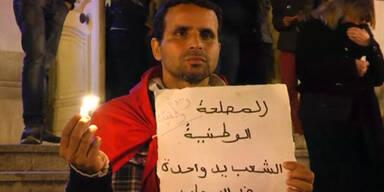 Trauer um die Opfer von Tunis