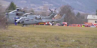 150 Tote: Urlaubs-Jet crasht in Alpen