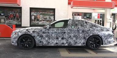 So sieht der BMW 7 Erlkönig aus