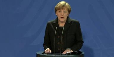 Merkel ist für komplette Aufklärung