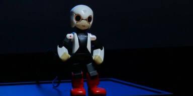Roboter experimentierte im Weltall