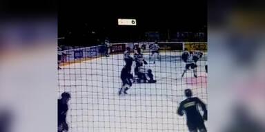 Ex-NHL-Star hackt Gegenspieler um