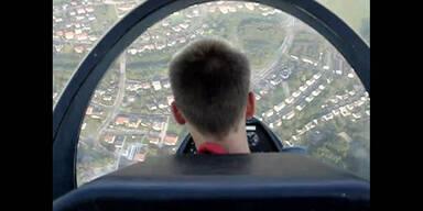 Hier fliegt der Crash-Copilot