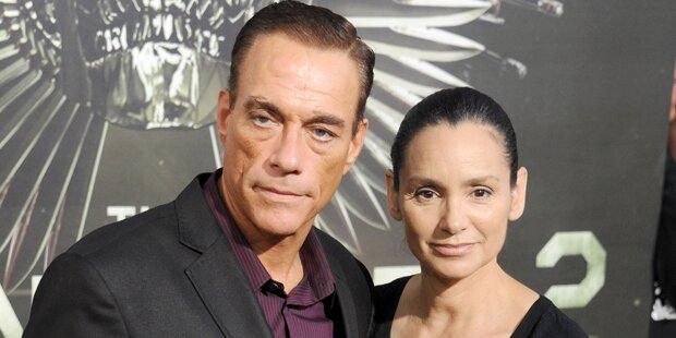 Van Damme: Irrer Rosenkrieg
