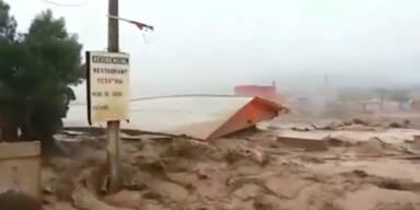 Chile nach der Flut