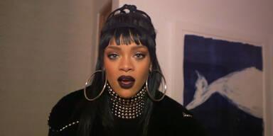 Rihanna überrascht Jimmy Kimmel