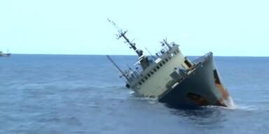 Sea Shepherd rettet Trawler-Besatzung