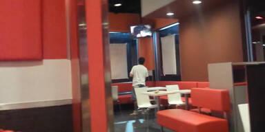Porno-Skandal bei KFC