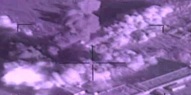 Saudis bombardieren Huthi-Rebellen