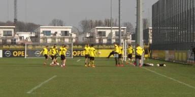 Deutsche Bundesliga: Borussia trifft Borussia