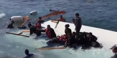 Rhodos: Tote bei Unglück mit Flüchtlingsboot