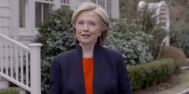 Hillary Clinton startet in US-Wahlkampf