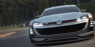 Golf GTI Supersport Vision