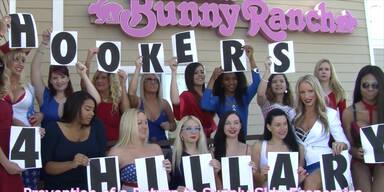 Prostituierte für Hillary