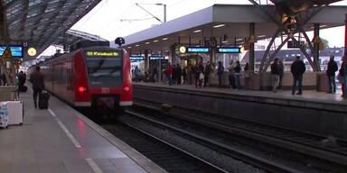 Bahn-Mitarbeiter streiken weiter