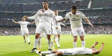 Madrid träumt vom Champions League Finale