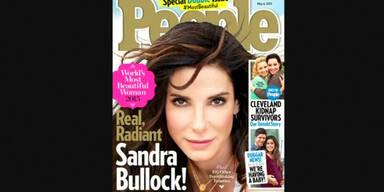 Sandra Bullock ist schönste Frau der Welt