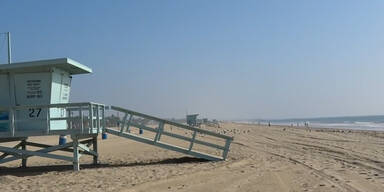 Traumstrand! Venice Beach in Los Angeles