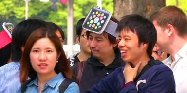 Verkaufsstart: Apple Watch in den Läden