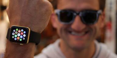 Apple Watch in Gold gefällig?