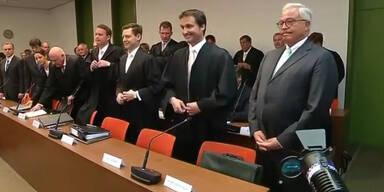 Co-Chef der Deutschen Bank vor Gericht