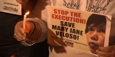 Dank Proteste: Mutter vor Hinrichtung gerettet