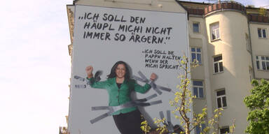 Grünen-Plakat: Das denkt Wien