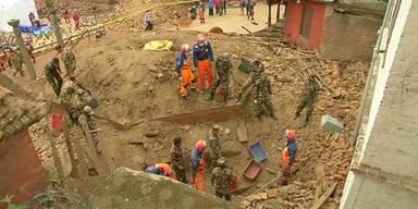 Nepal: Frustration über Regierung